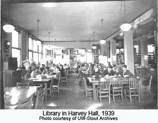 Harvey Hall Library