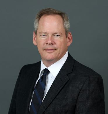 Vice Chancellor Phil Lyons